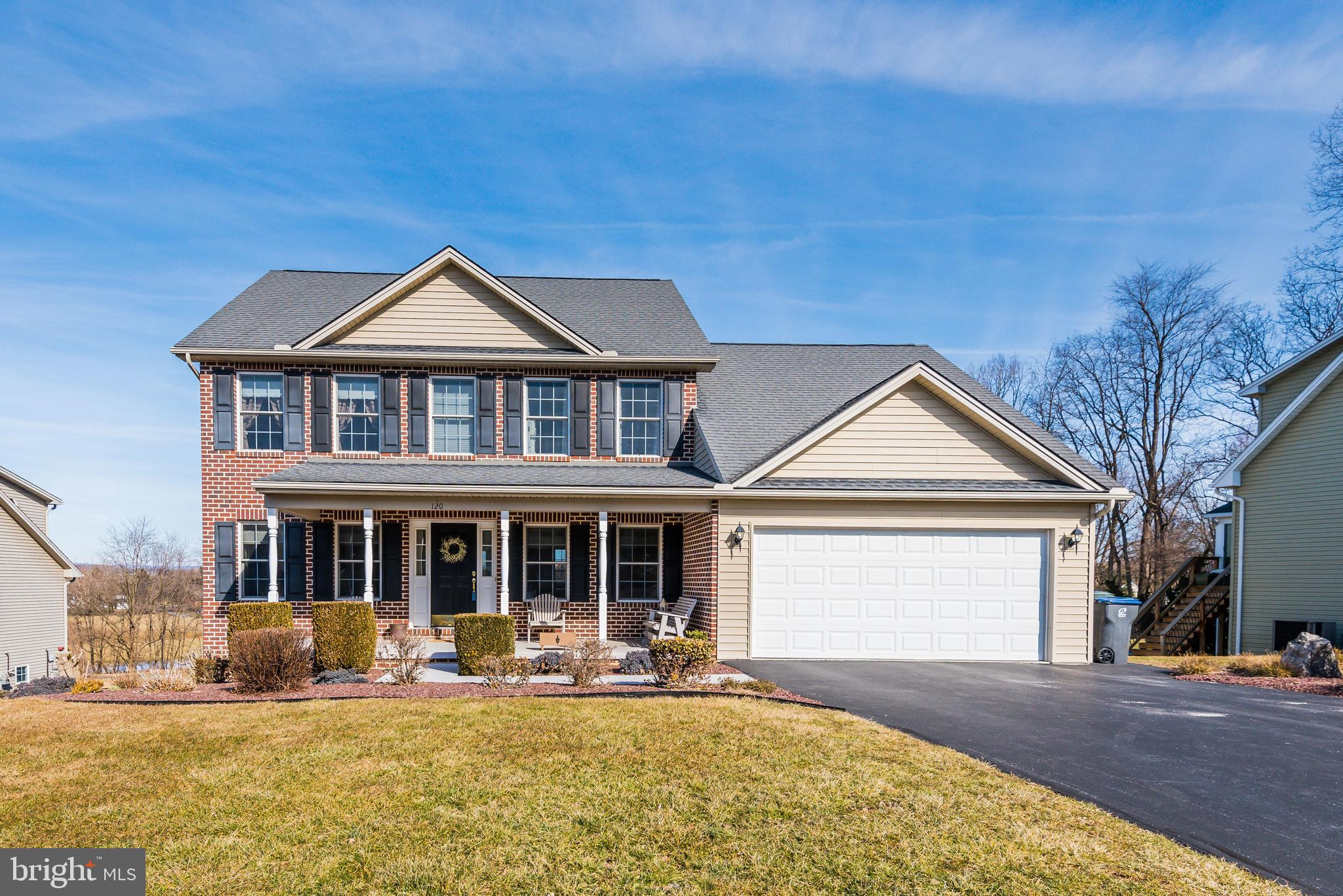 120 SUNSET DRIVE, MOUNT HOLLY SPRINGS, PA 17065