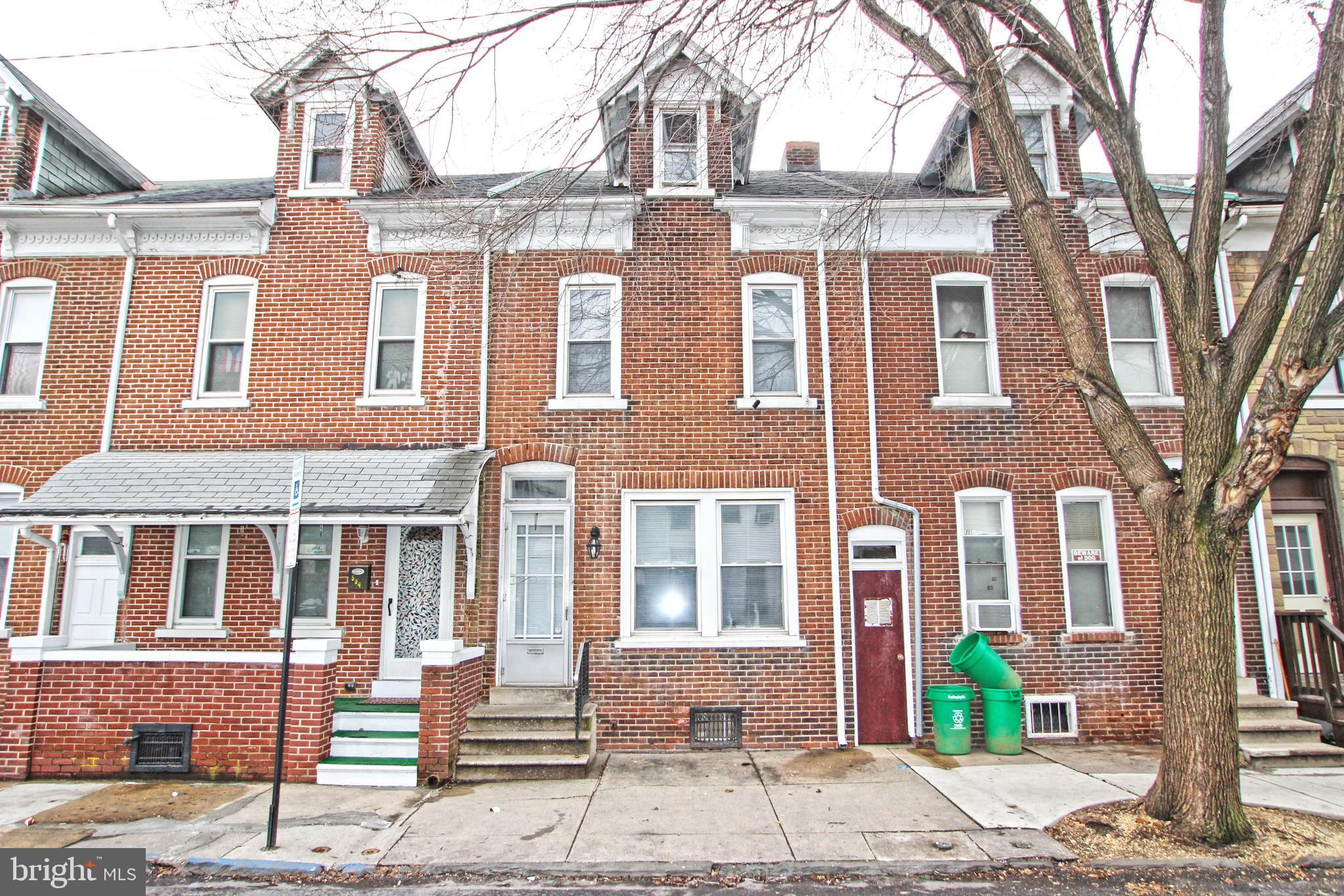 536 N 10TH STREET, ALLENTOWN, PA 18102