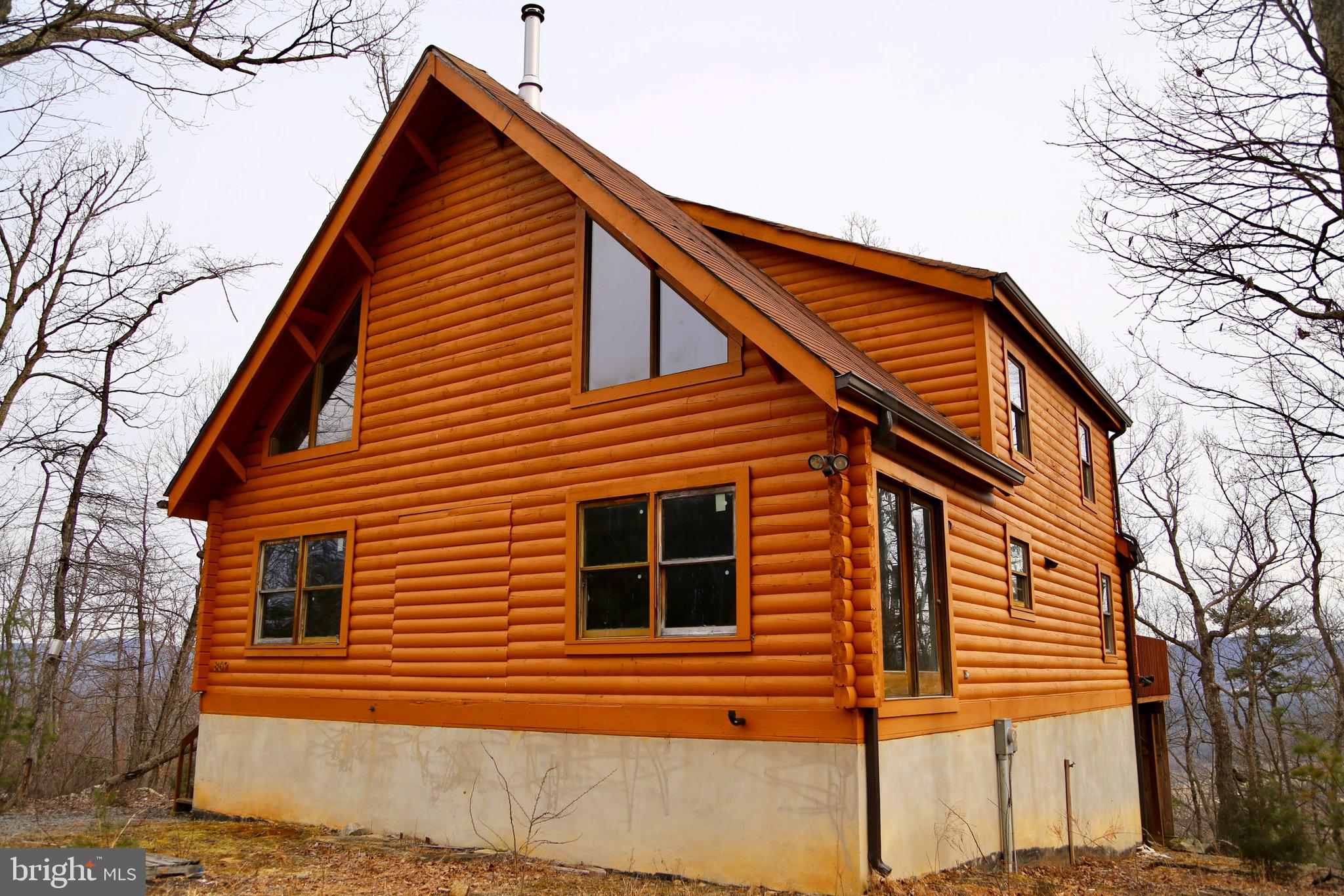 869 LOWER FLATS DRIVE, YELLOW SPRING, WV 26865