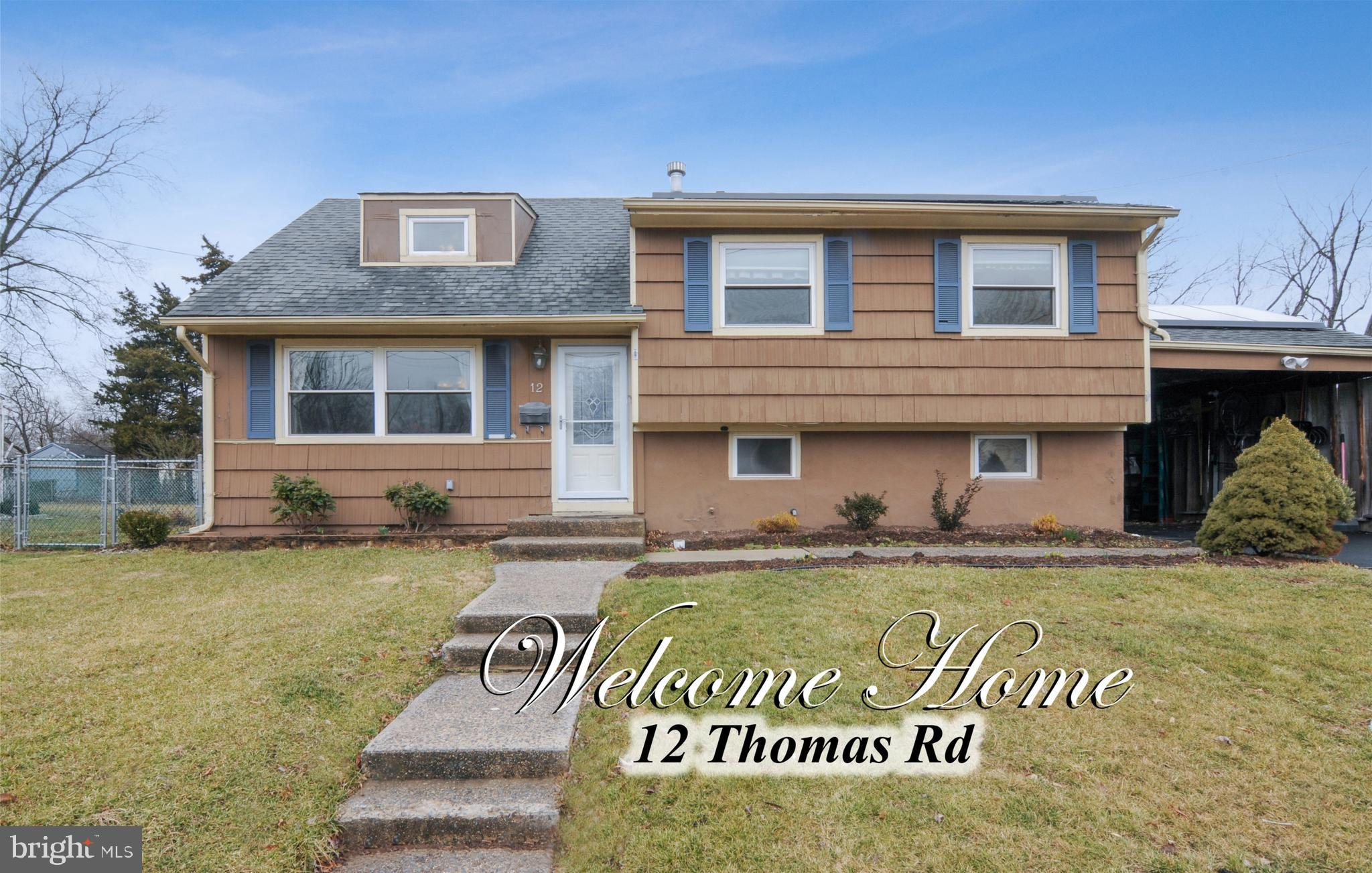 12 THOMAS, SOMERSET, NJ 08873