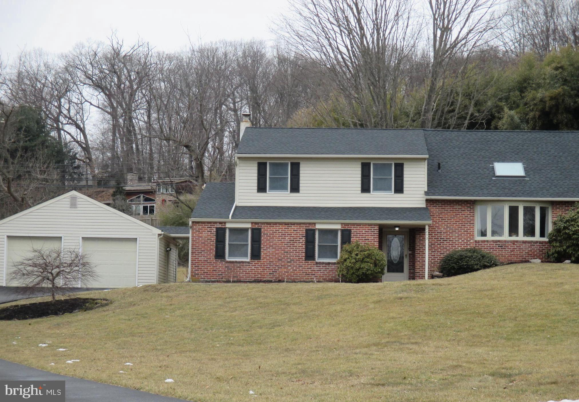 2802 RED GATE DRIVE, BUCKINGHAM, PA 18912