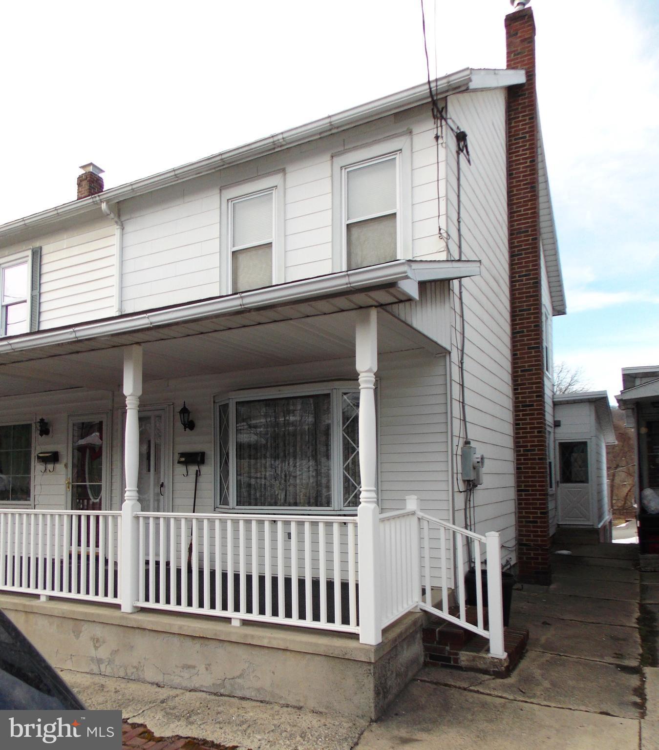 417 E PATTERSON STREET, LANSFORD, PA 18232