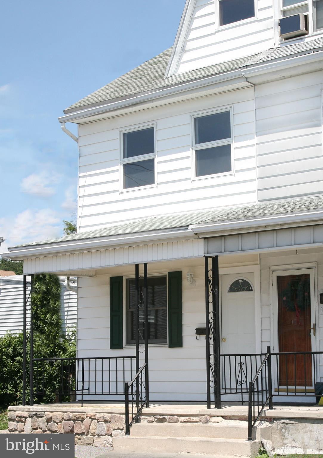 131 S WYLAM STREET, FRACKVILLE, PA 17931