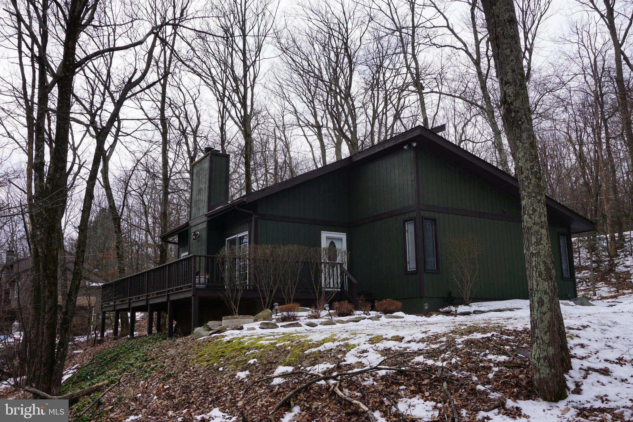 3405 BUCK RUN, TANNERSVILLE, PA 18372