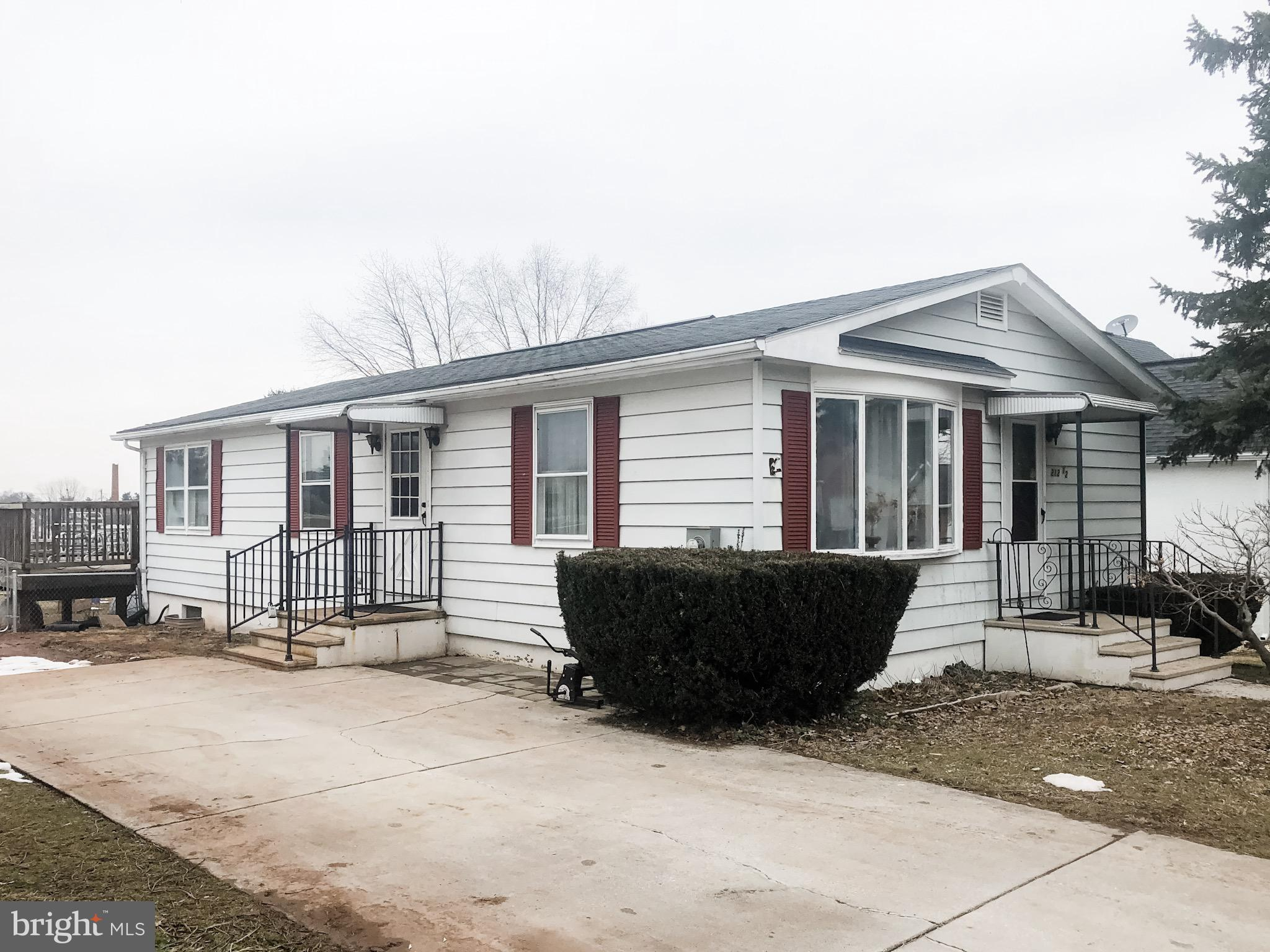 212 1/2 CARROLL HEIGHTS ROAD, TANEYTOWN, MD 21787