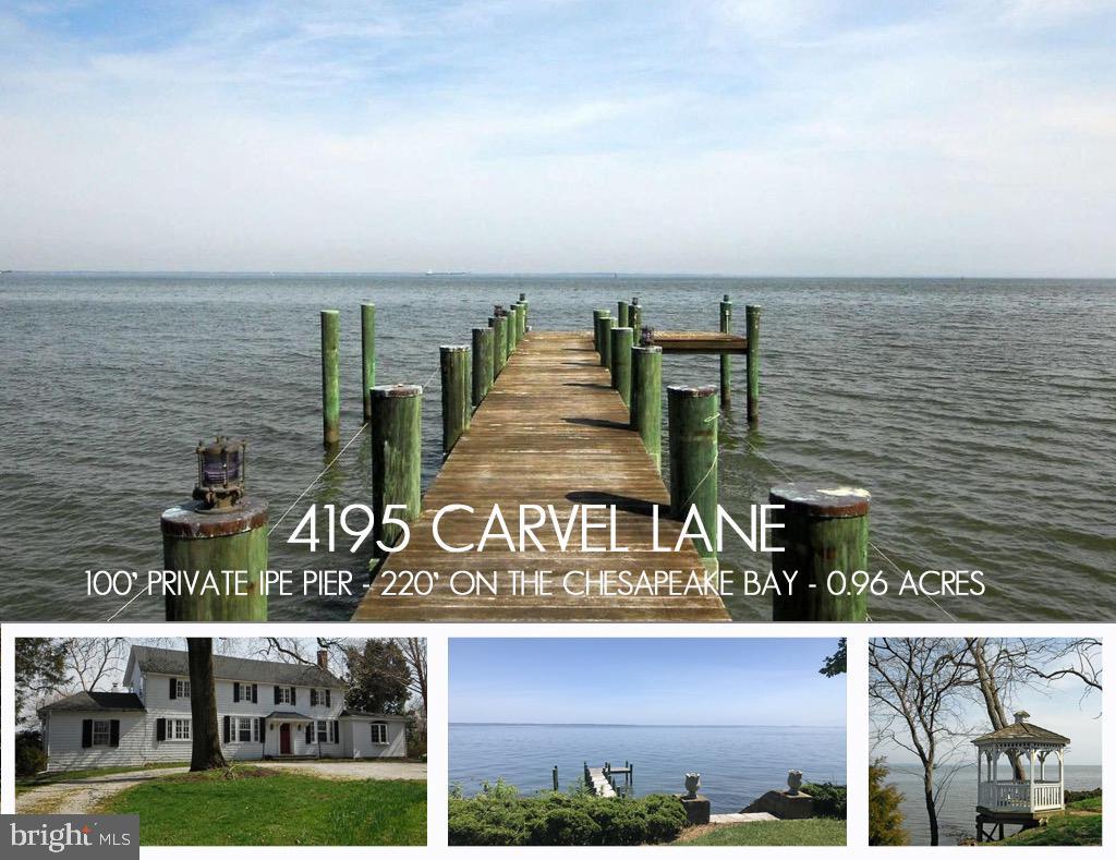 4195 CARVEL (LOT 1) LANE, EDGEWATER, MD 21037
