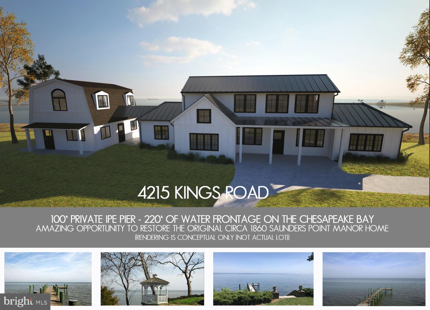 4215 KINGS ROAD, EDGEWATER, MD 21037