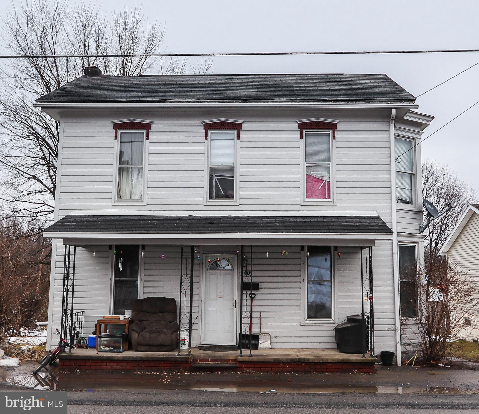 407 S 4TH STREET, NEWPORT, PA 17074
