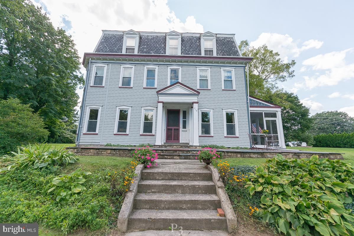 719 EASTON ROAD, RIEGELSVILLE, PA 18077