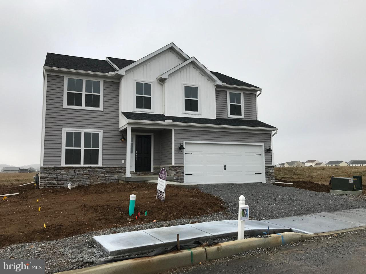 430 JARED WAY LOT 22, NEW HOLLAND, PA 17557
