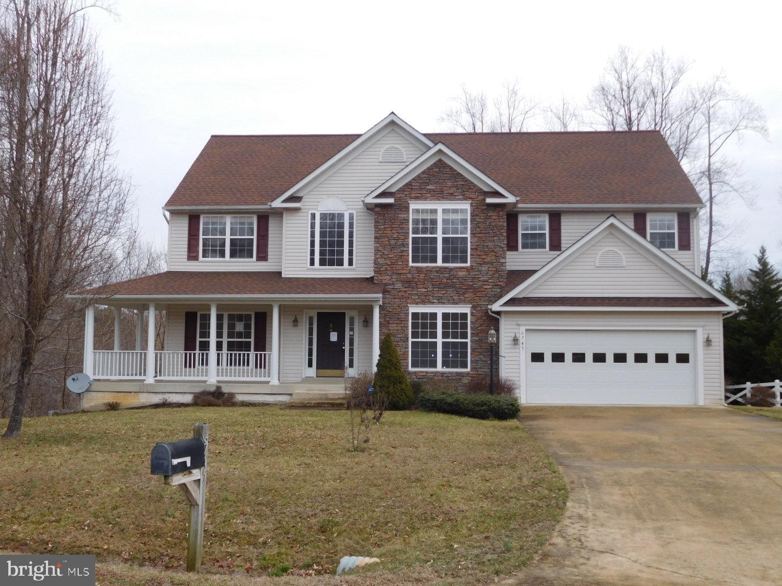 6745 N Stuart Rd, King George, VA, 22485