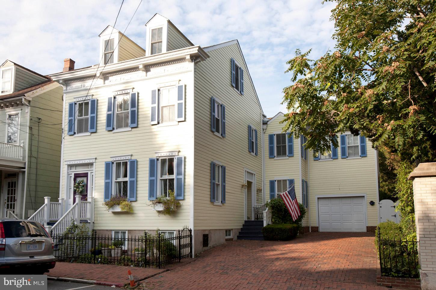 198 KING GEORGE STREET, ANNAPOLIS, MD 21401