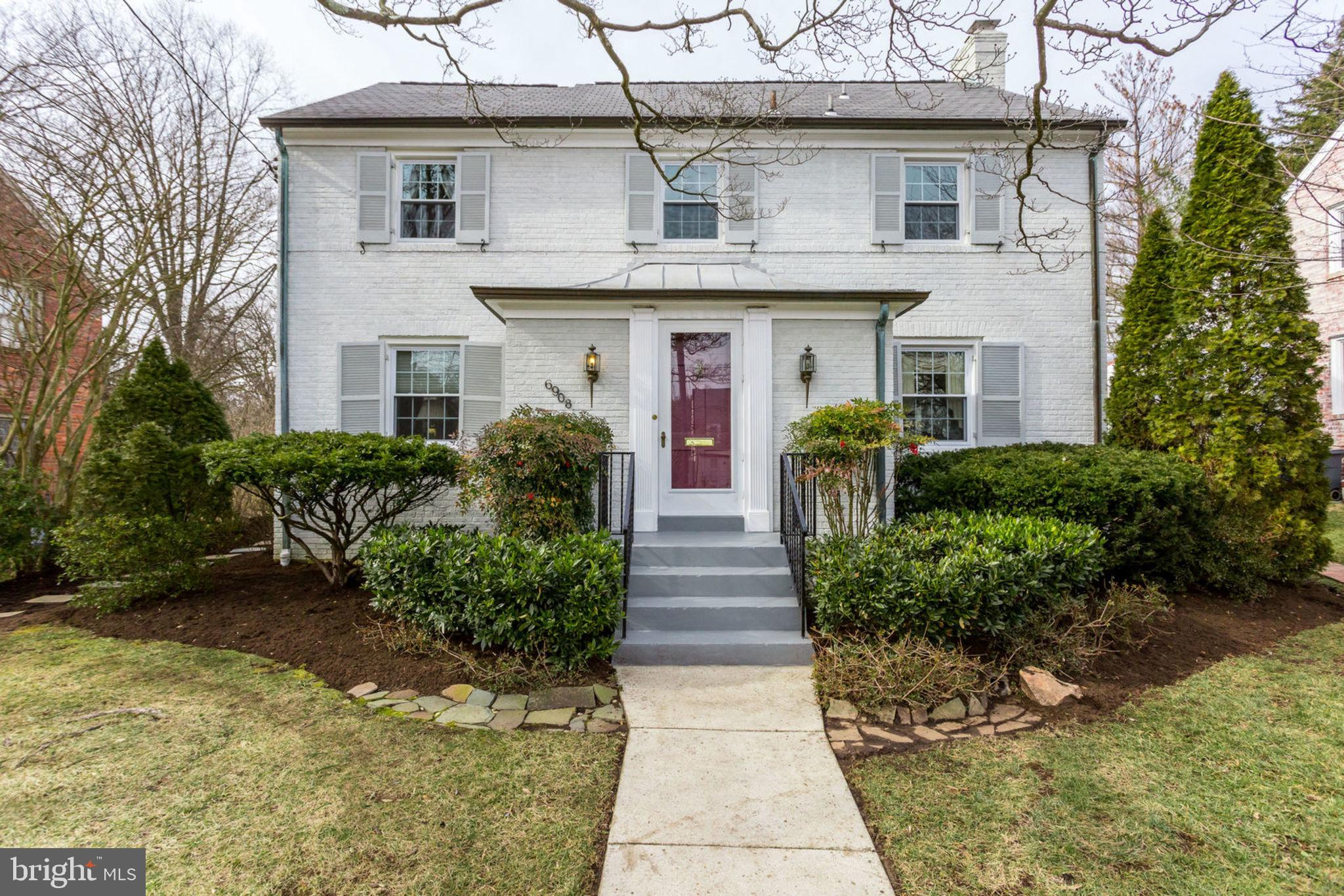 6908 WESTERN AVENUE, CHEVY CHASE, MD 20815