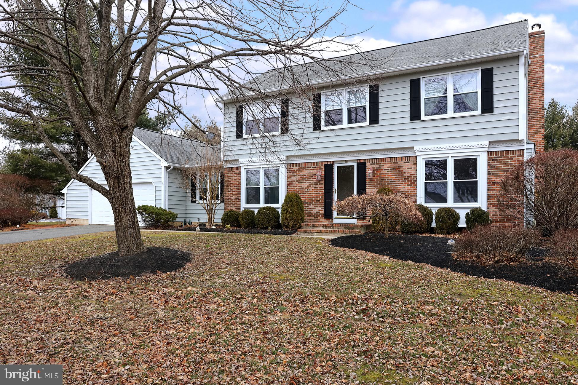 16 GREENFIELD DRIVE S, PRINCETON JUNCTION, NJ 08550