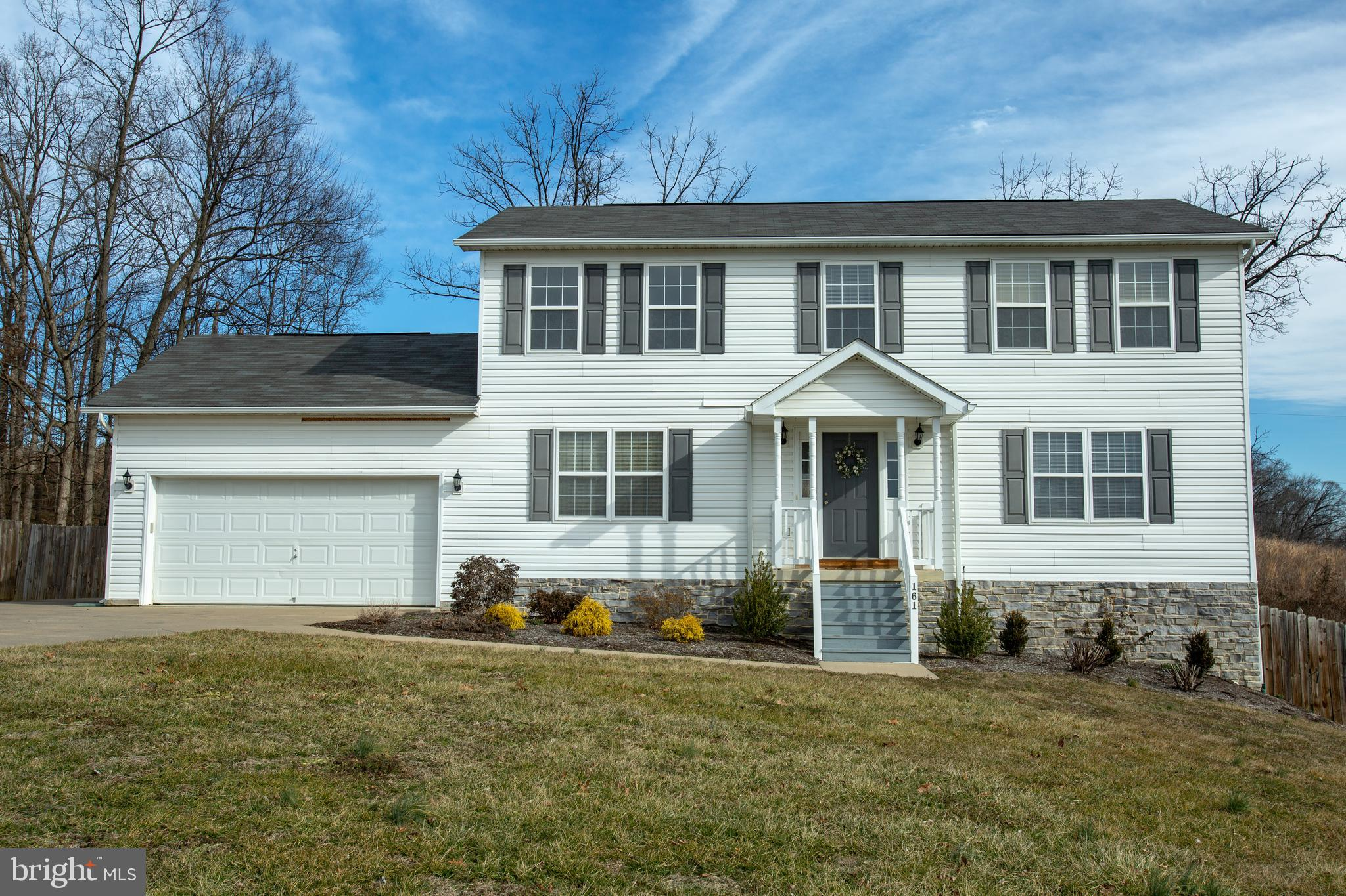 161 BLACK OAK DRIVE, MAURERTOWN, VA 22644