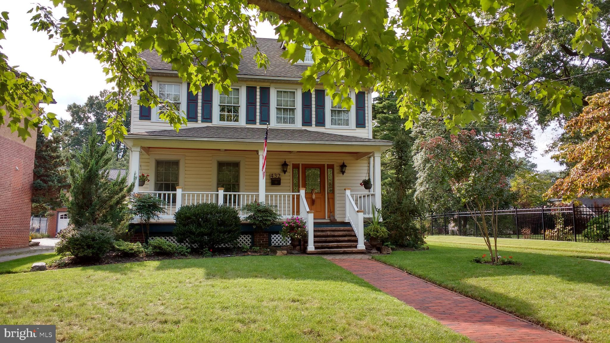 432 VIRGINIA AVE., COLLINGSWOOD, NJ 08107