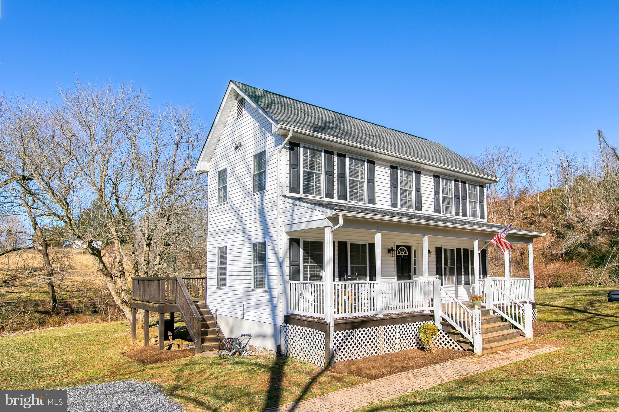 11488 FARM HOUSE ROAD, MARKHAM, VA 22643