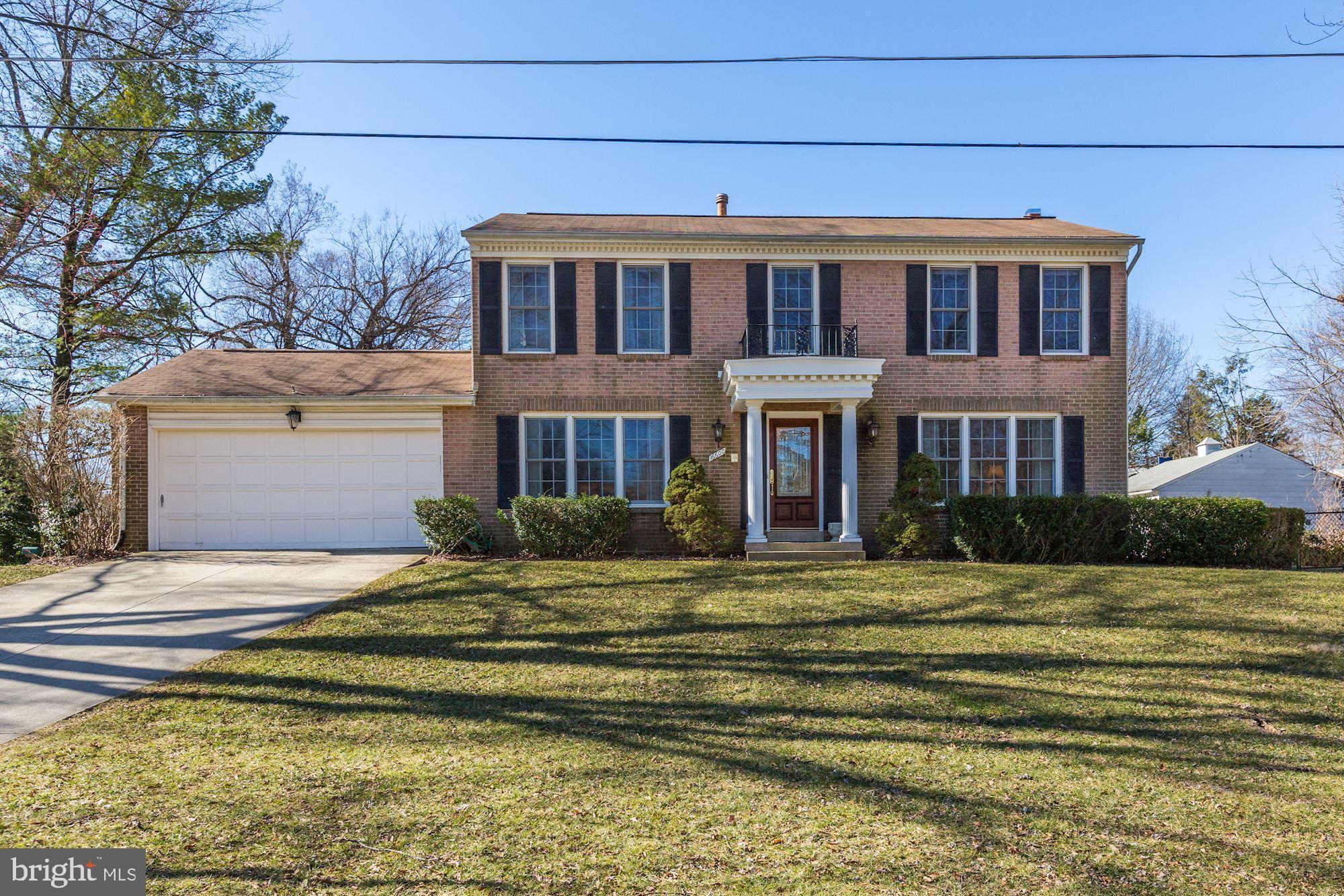16600 Shea Ln, Gaithersburg, MD, 20877