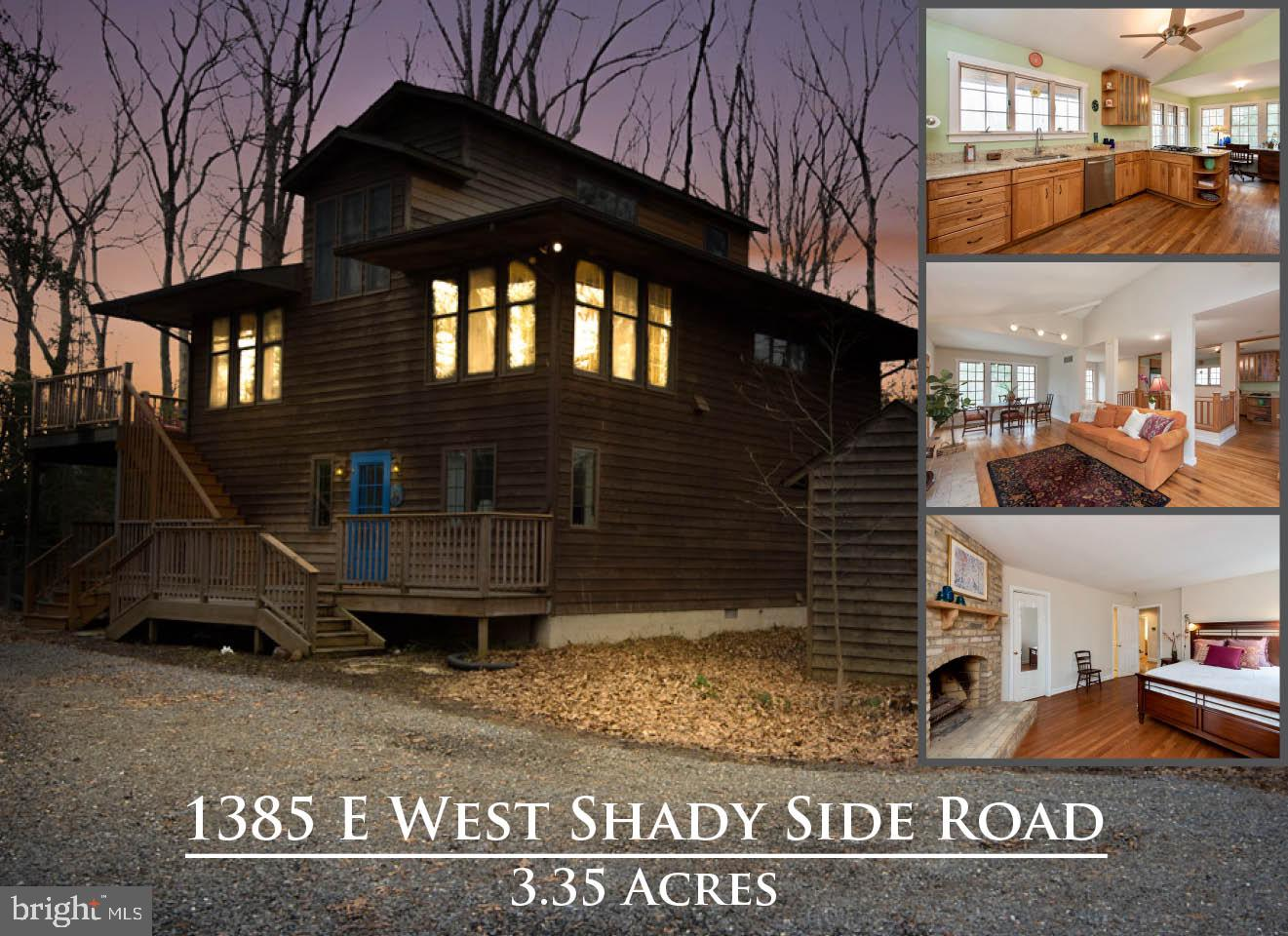 1385 E WEST SHADY SIDE ROAD, SHADY SIDE, MD 20764