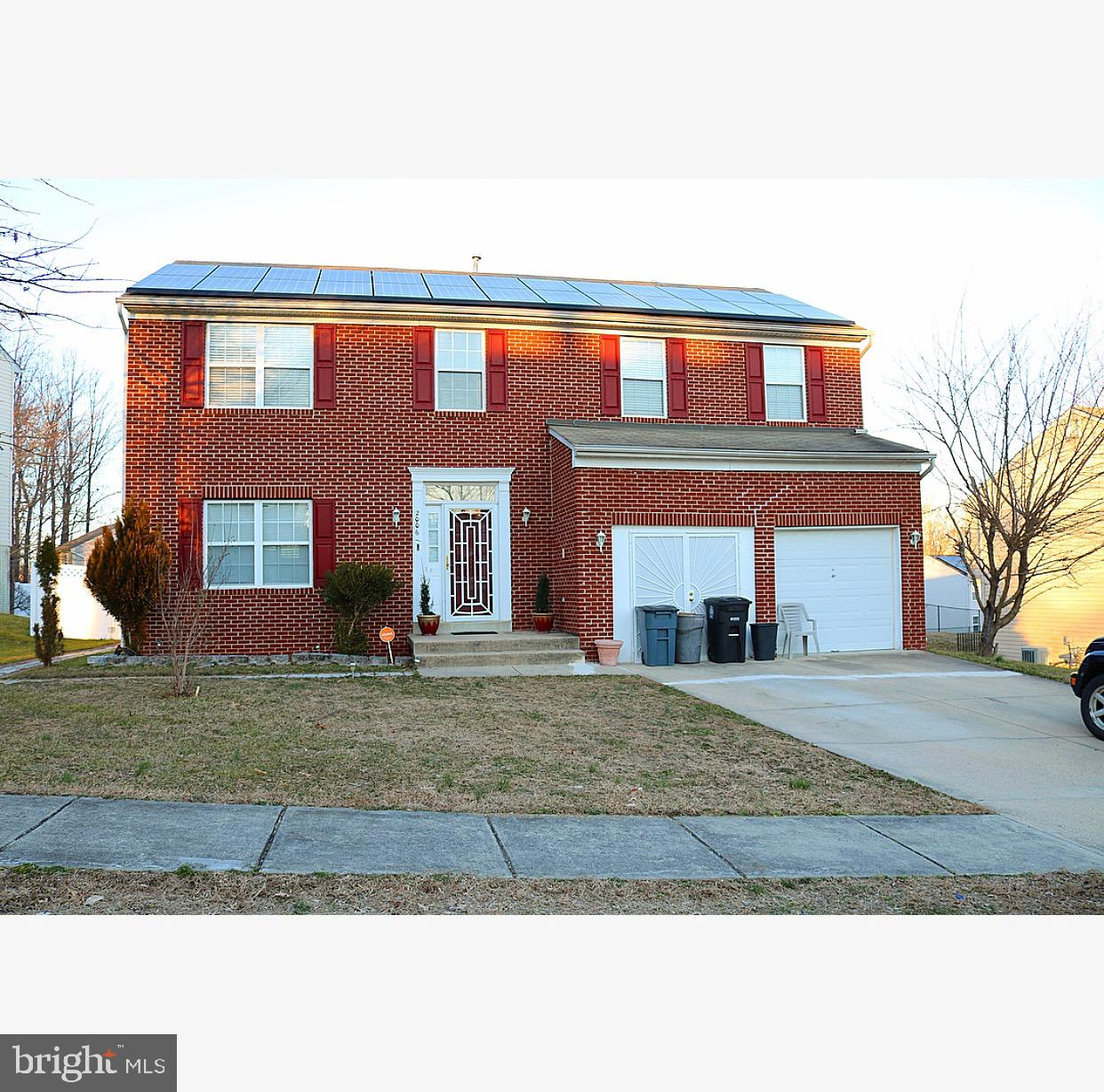 2006 WHITTAKER COURT, DISTRICT HEIGHTS, MD 20747