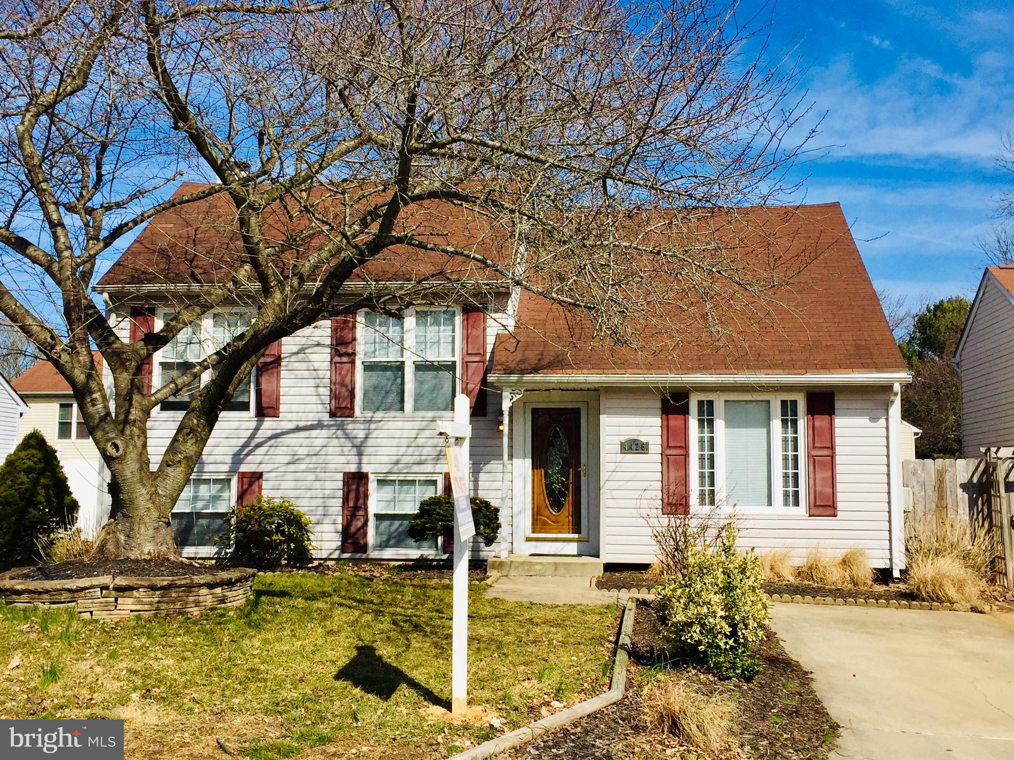 4426 CALDWELL SQUARE, BELCAMP, MD 21017
