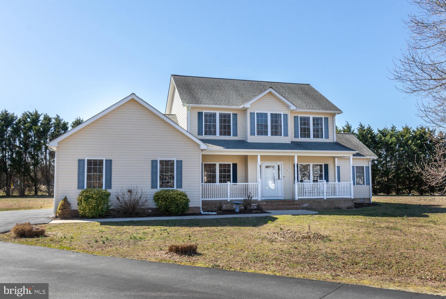 5705 GOOSE FEATHER LANE, EAST NEW MARKET, MD 21631