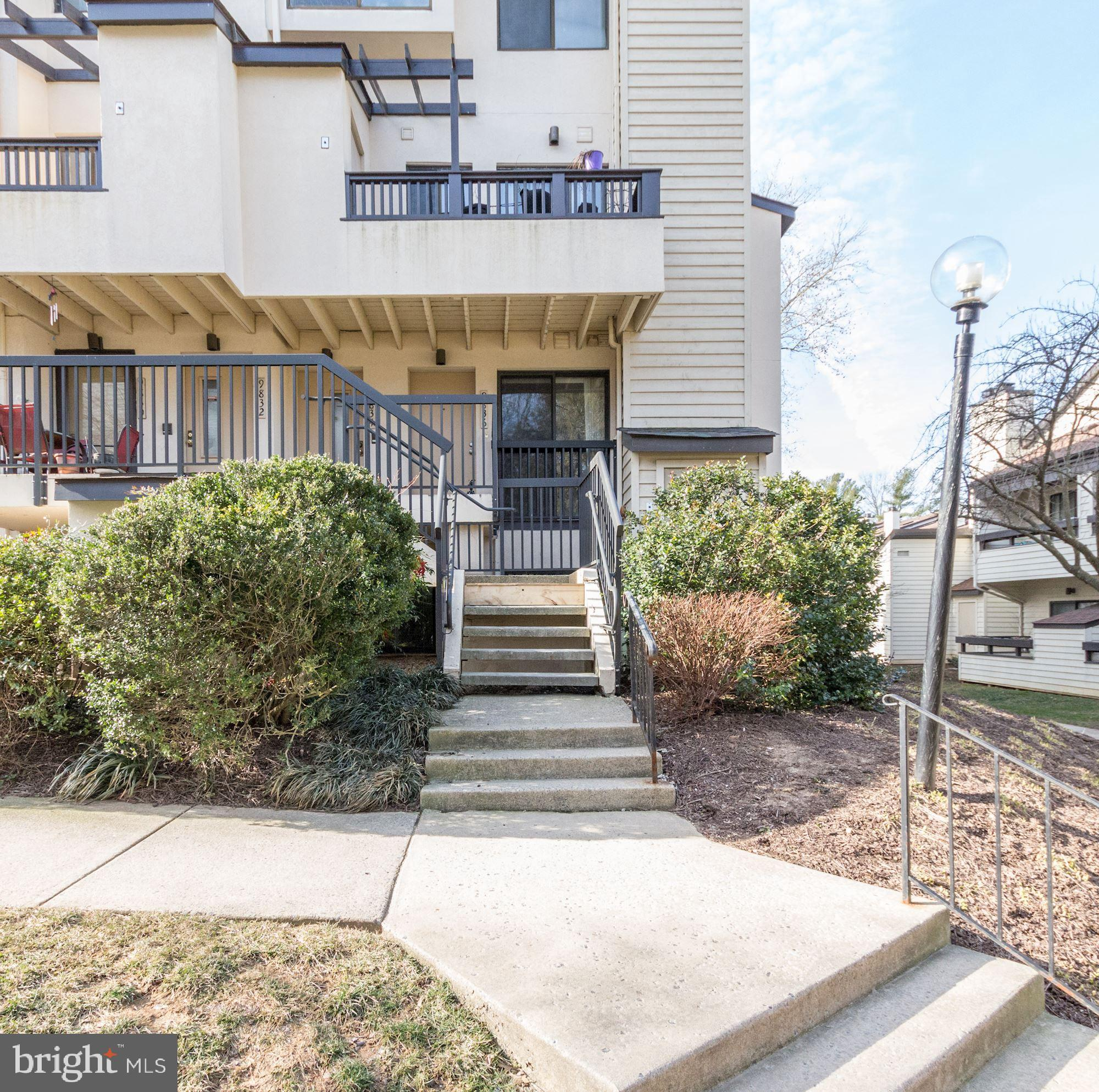 9836 HELLINGLY PLACE 106, MONTGOMERY VILLAGE, MD 20886