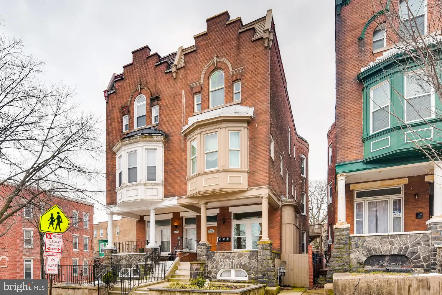 2202 LINDEN AVENUE, BALTIMORE, MD 21217