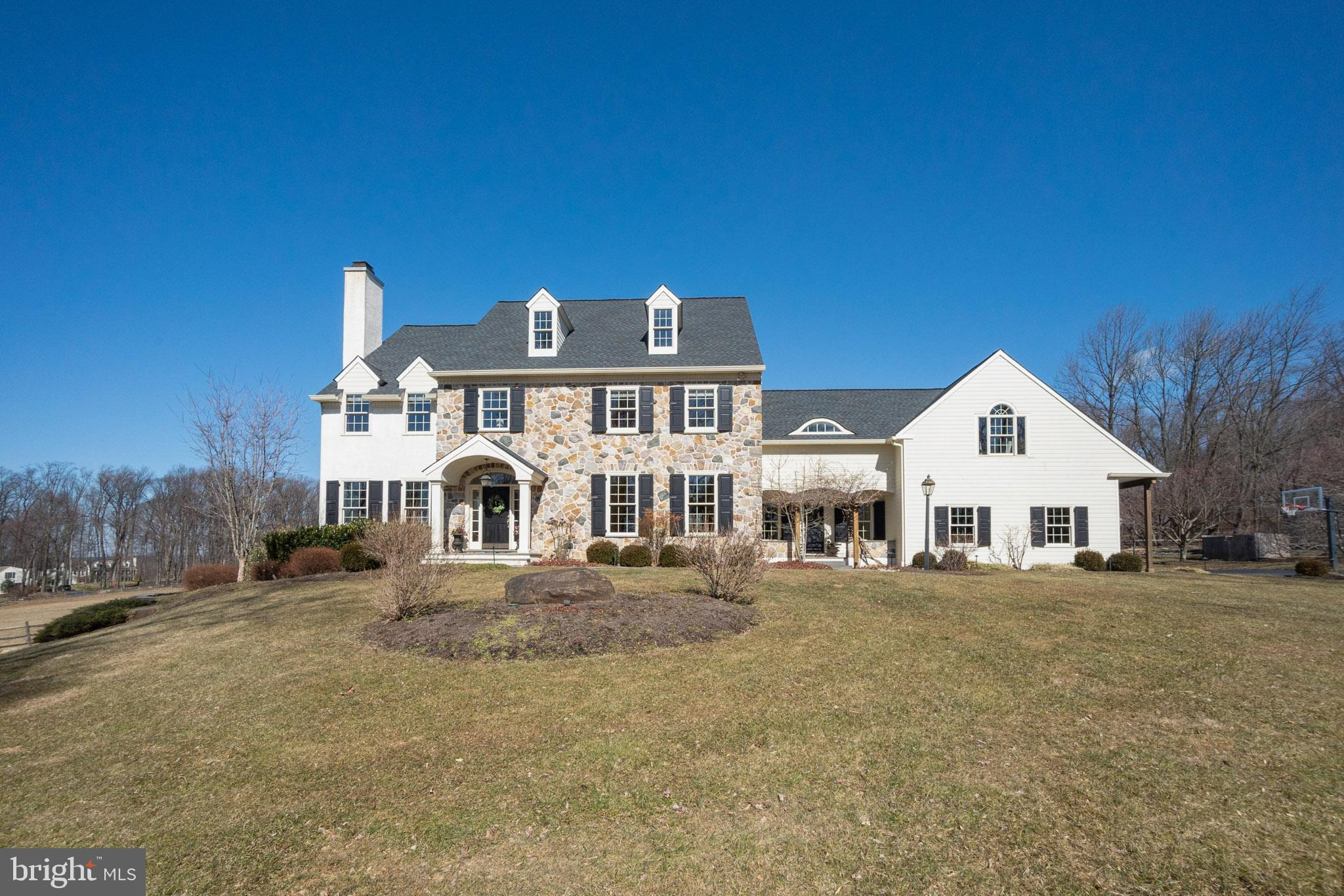Homes For Sale With In Law Au Pair Suite In Chester County Pennsylvania