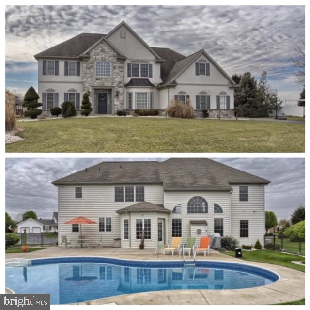 4 HOMESTEAD CIRCLE, MYERSTOWN, PA 17067