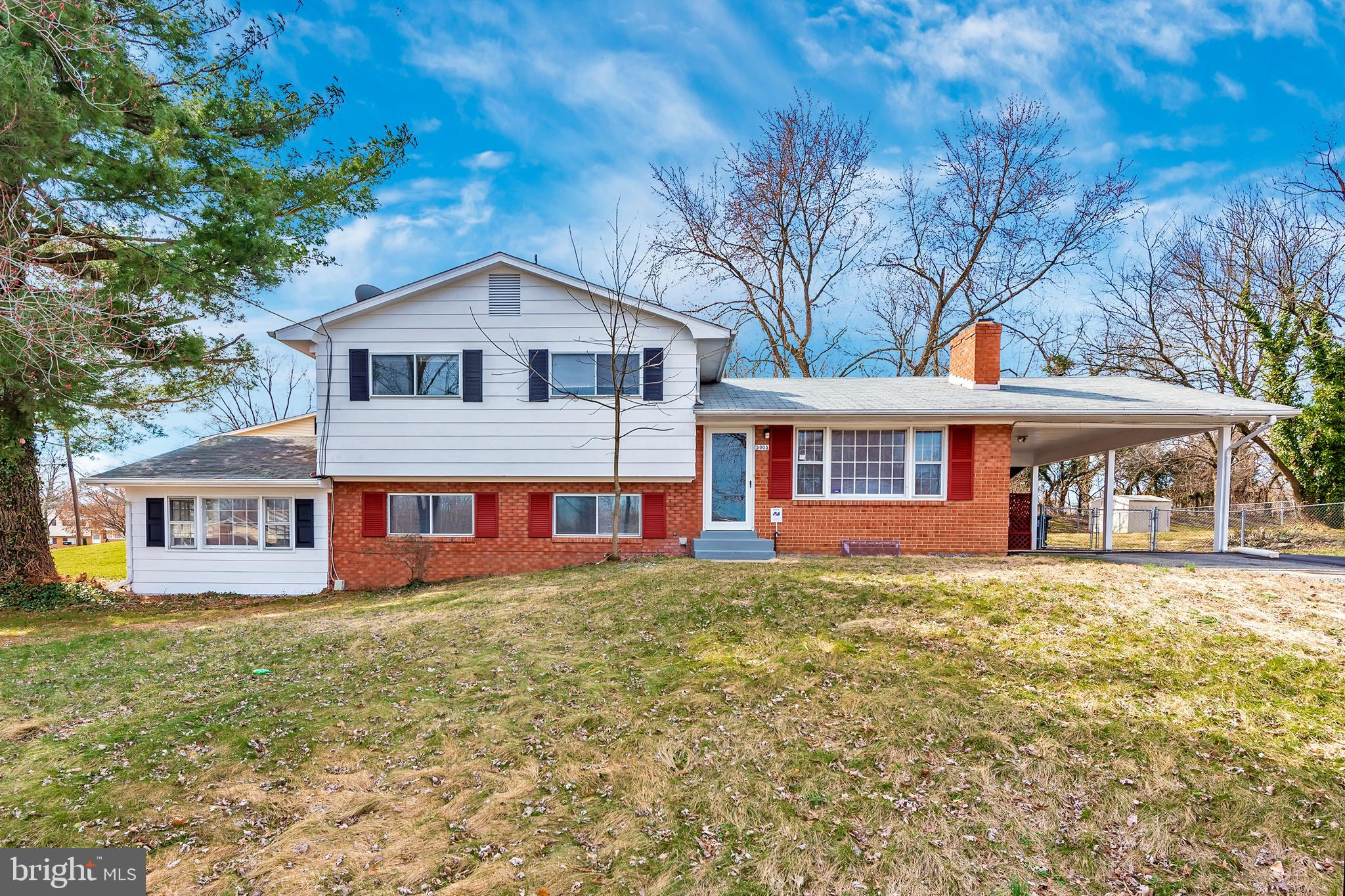 5005 COLONIAL DRIVE, TEMPLE HILLS, MD 20748