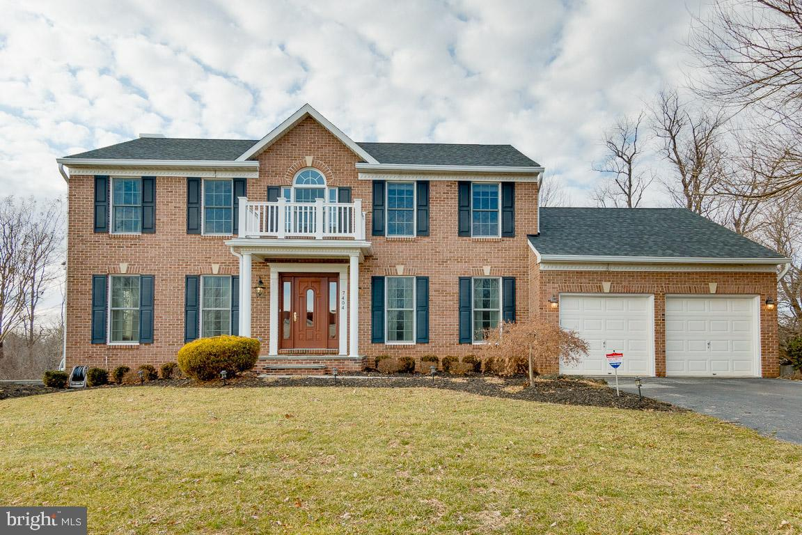7404 BUCKS HAVEN LANE, HIGHLAND, MD 20777