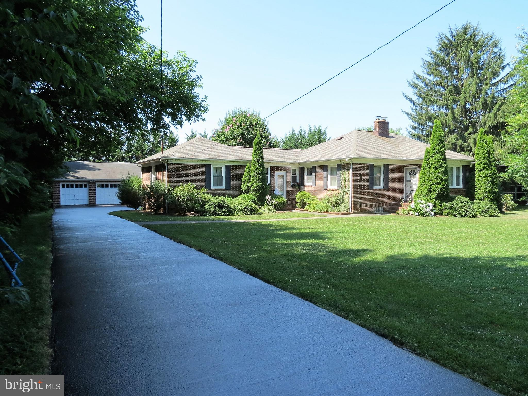 805 OLD LIBERTY ROAD, SYKESVILLE, MD 21784