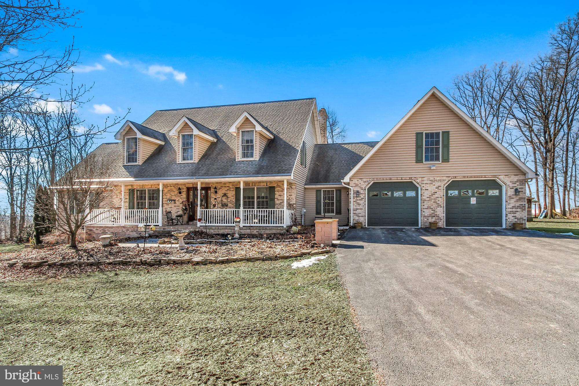 14 FISHER ROAD, AIRVILLE, PA 17302