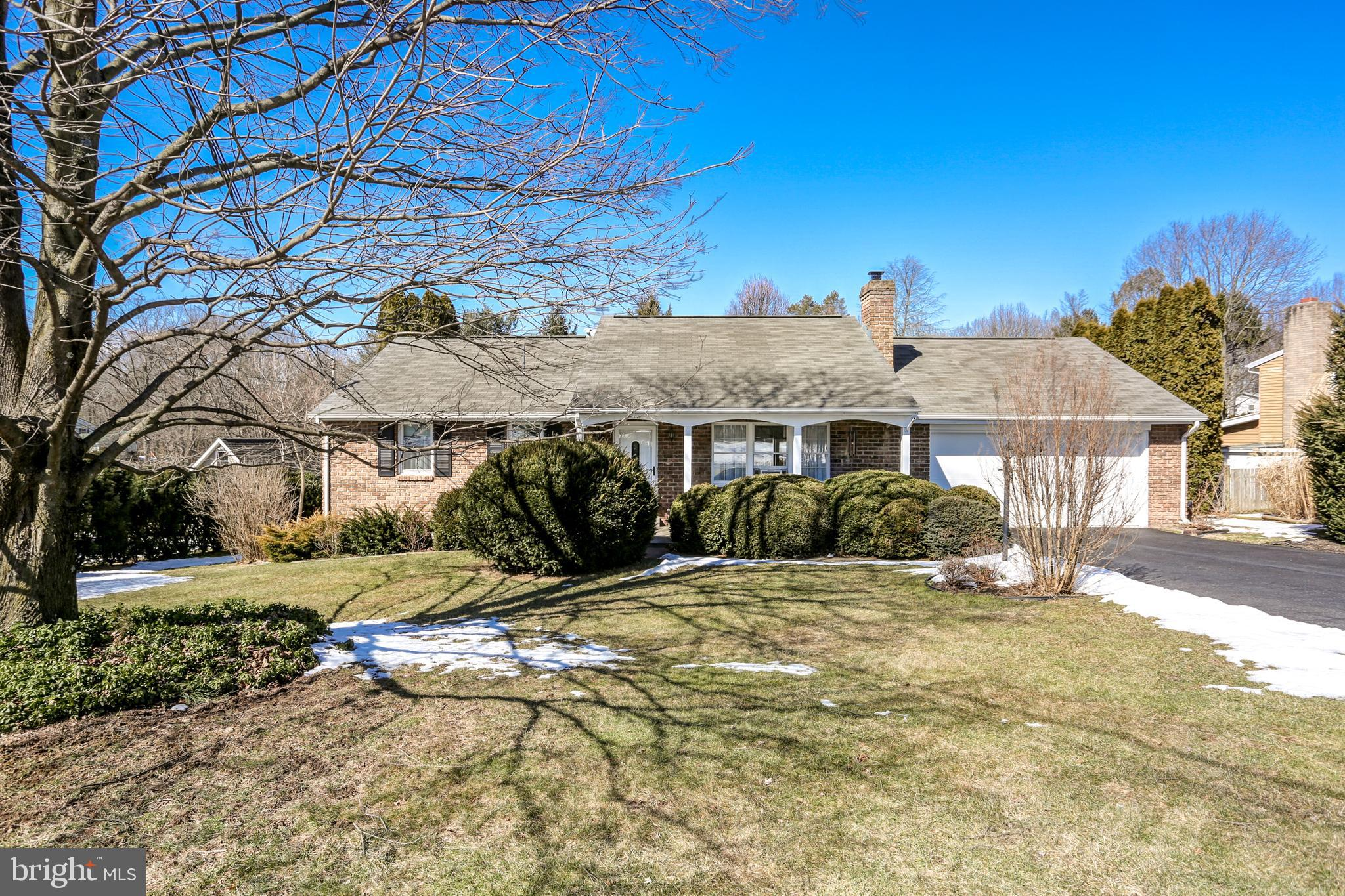 214 BASIN HILL ROAD, DUNCANNON, PA 17020