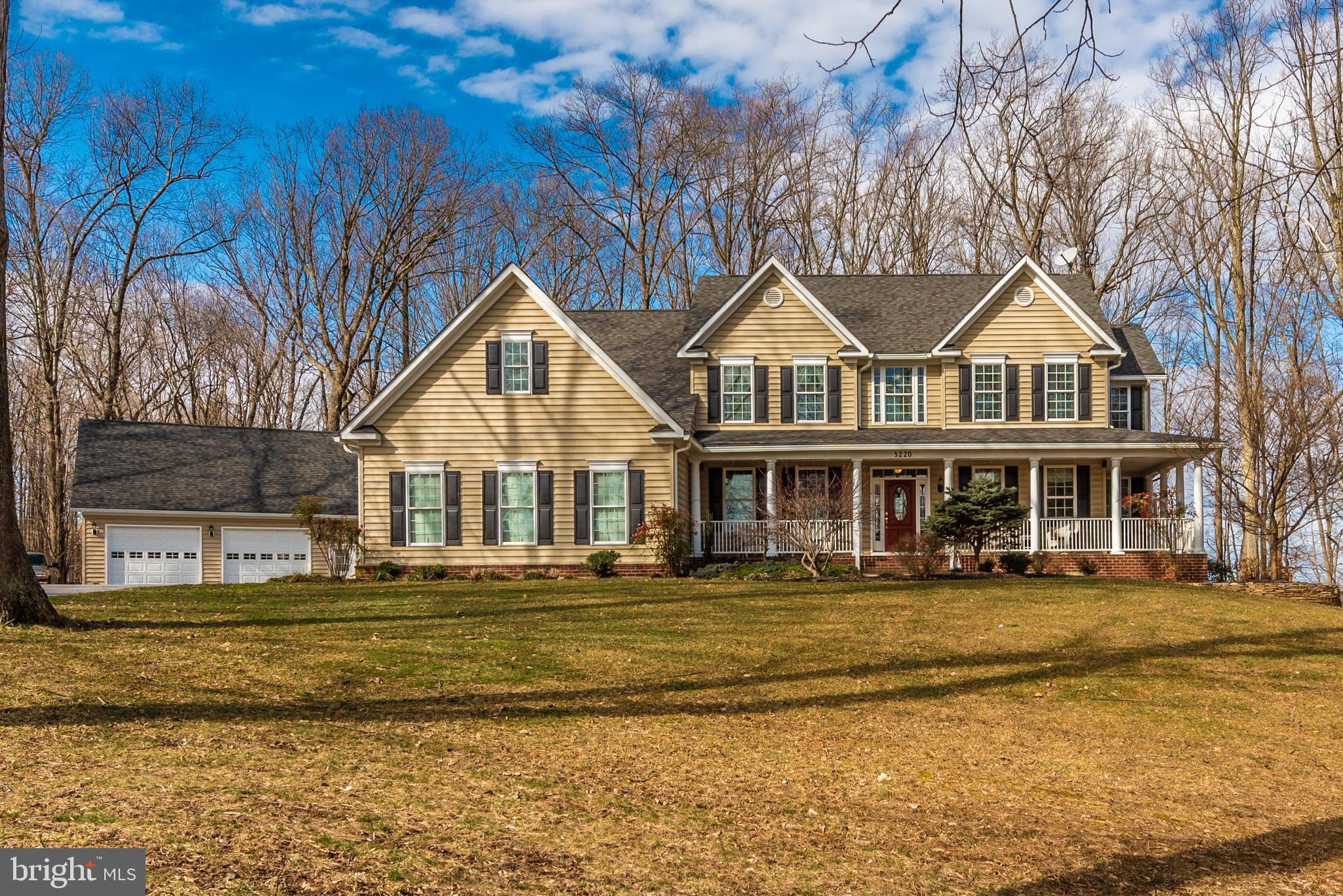 3220 SIDETRACKED DRIVE, NEW WINDSOR, MD 21776