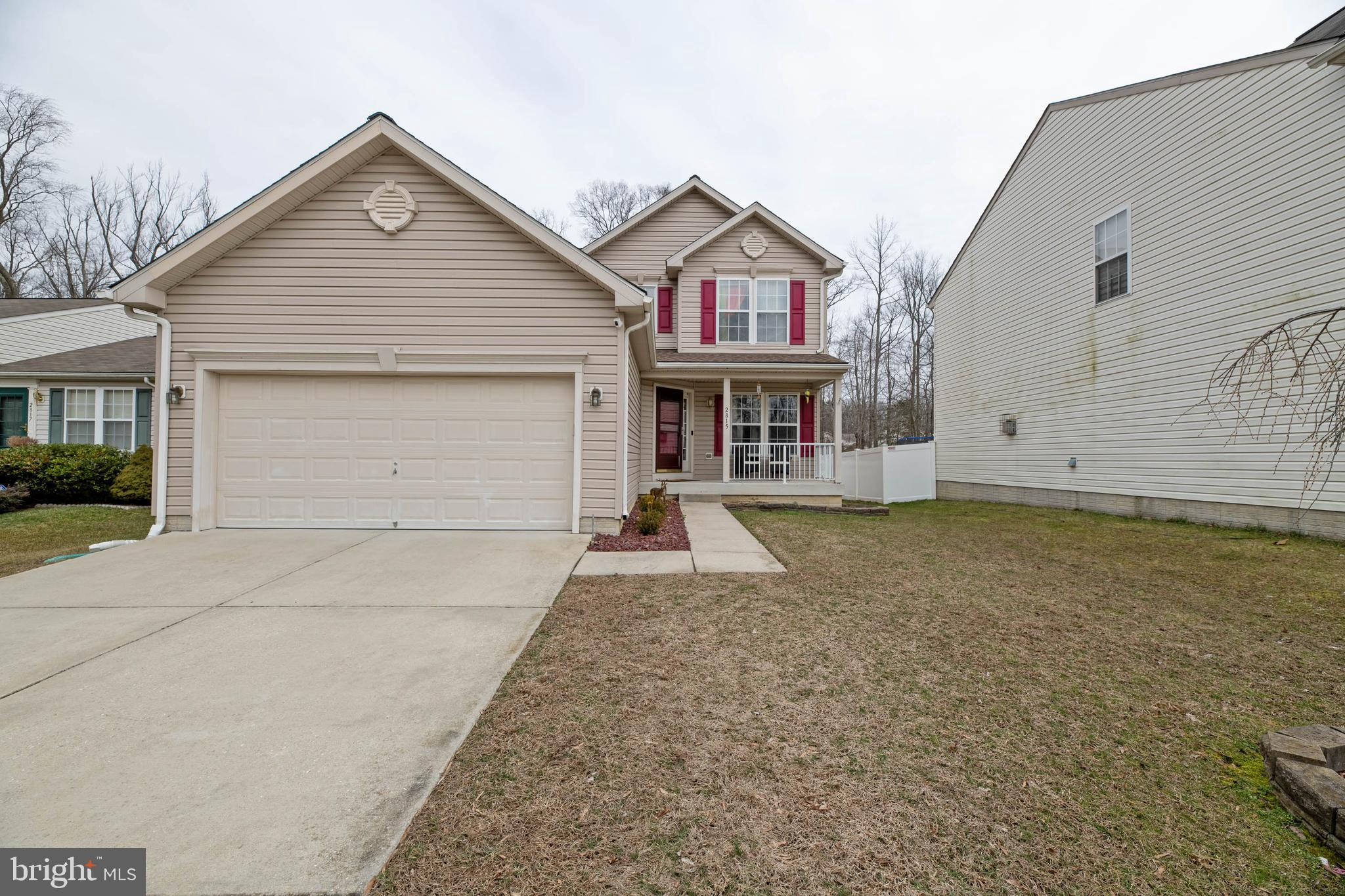 2815 MAJESTY LANE, EDGEWOOD, MD 21040