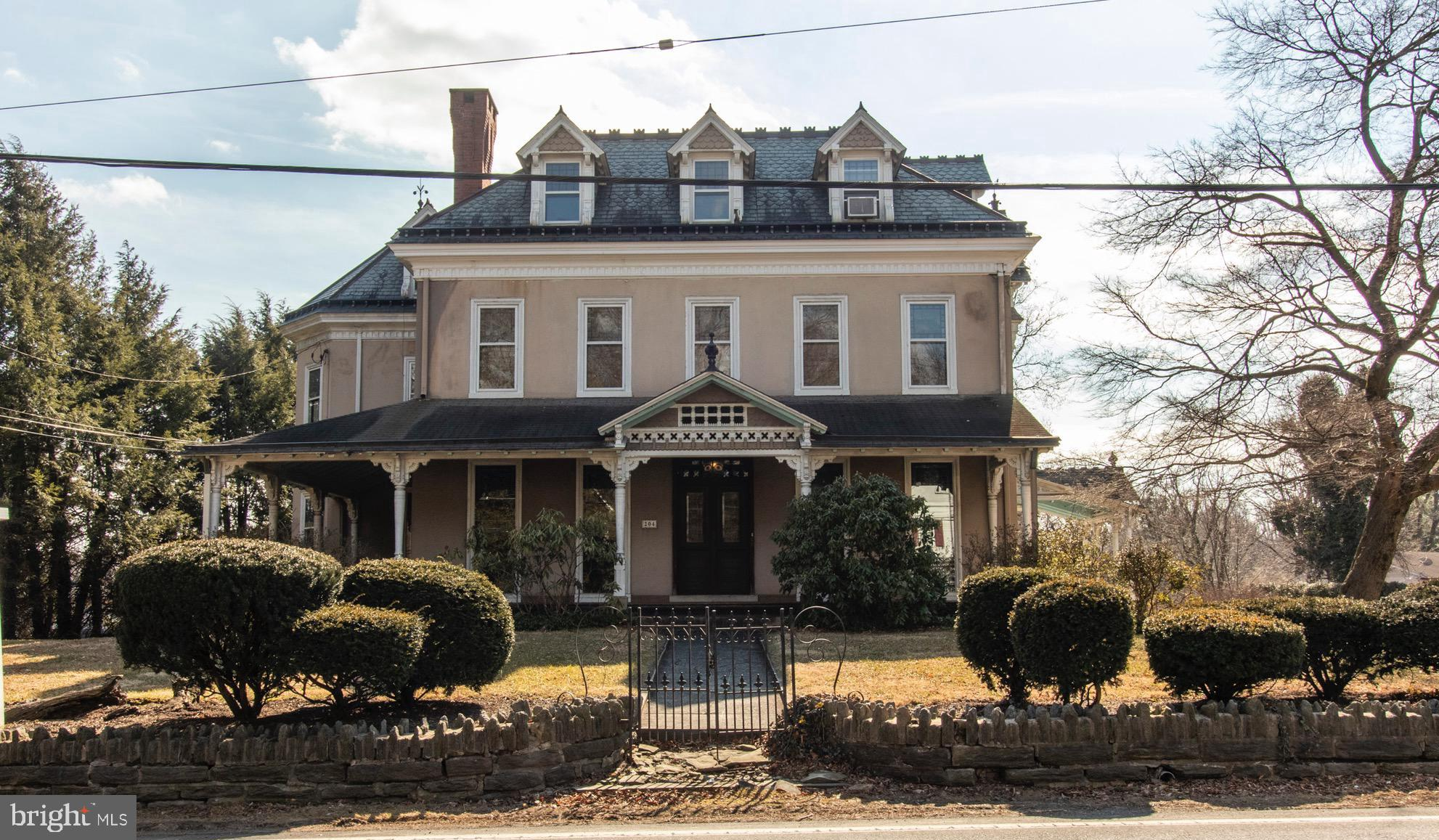 204 E CHURCH ROAD, ELKINS PARK, PA 19027