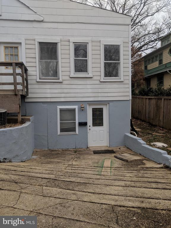 Lower level of home available for rent.  2 bedrooms and one full bathroom.  10 minute walk to metro.  Utilities included with TBD cap.