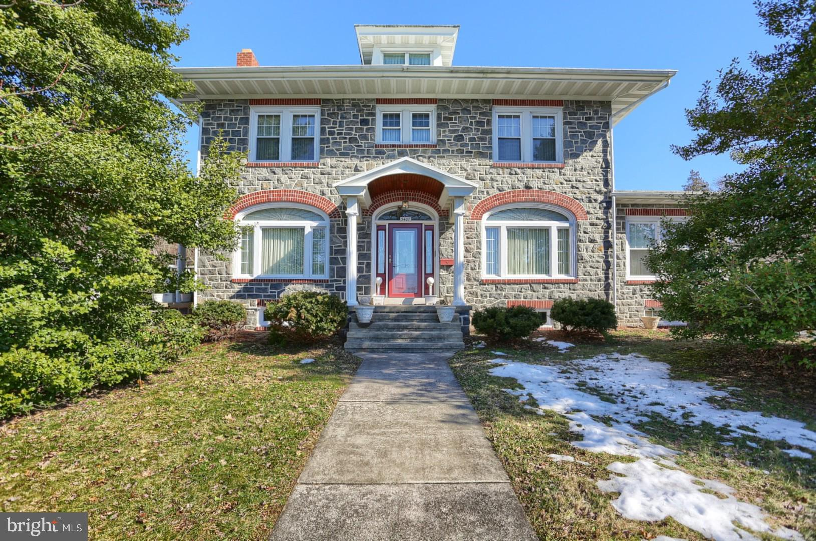 3407 CHESTNUT STREET, READING, PA 19605