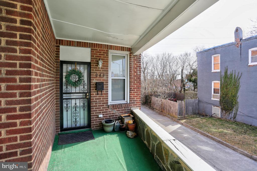 Everything in this home is practically new from floors, to paint, to kitchen, to bathrooms. Too many amenities to mention. Finished basement with lots of windows and private entrance that can serve as an office. Live on the top two floors and work downstairs is definitely a great option in this home. Unbelievable home at this price...!!!! Will not last long...