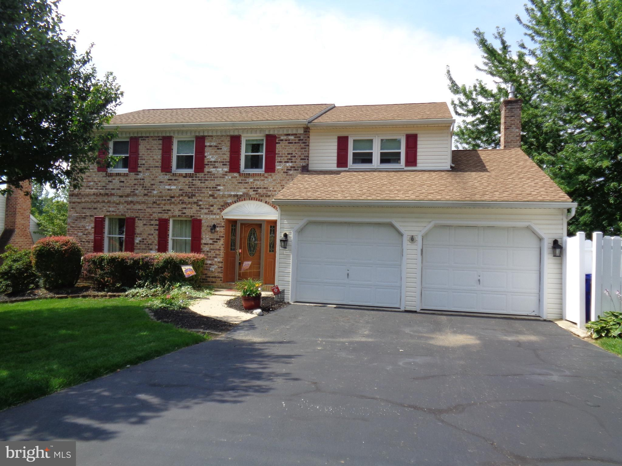 440 LINCOLN DRIVE, WERNERSVILLE, PA 19565