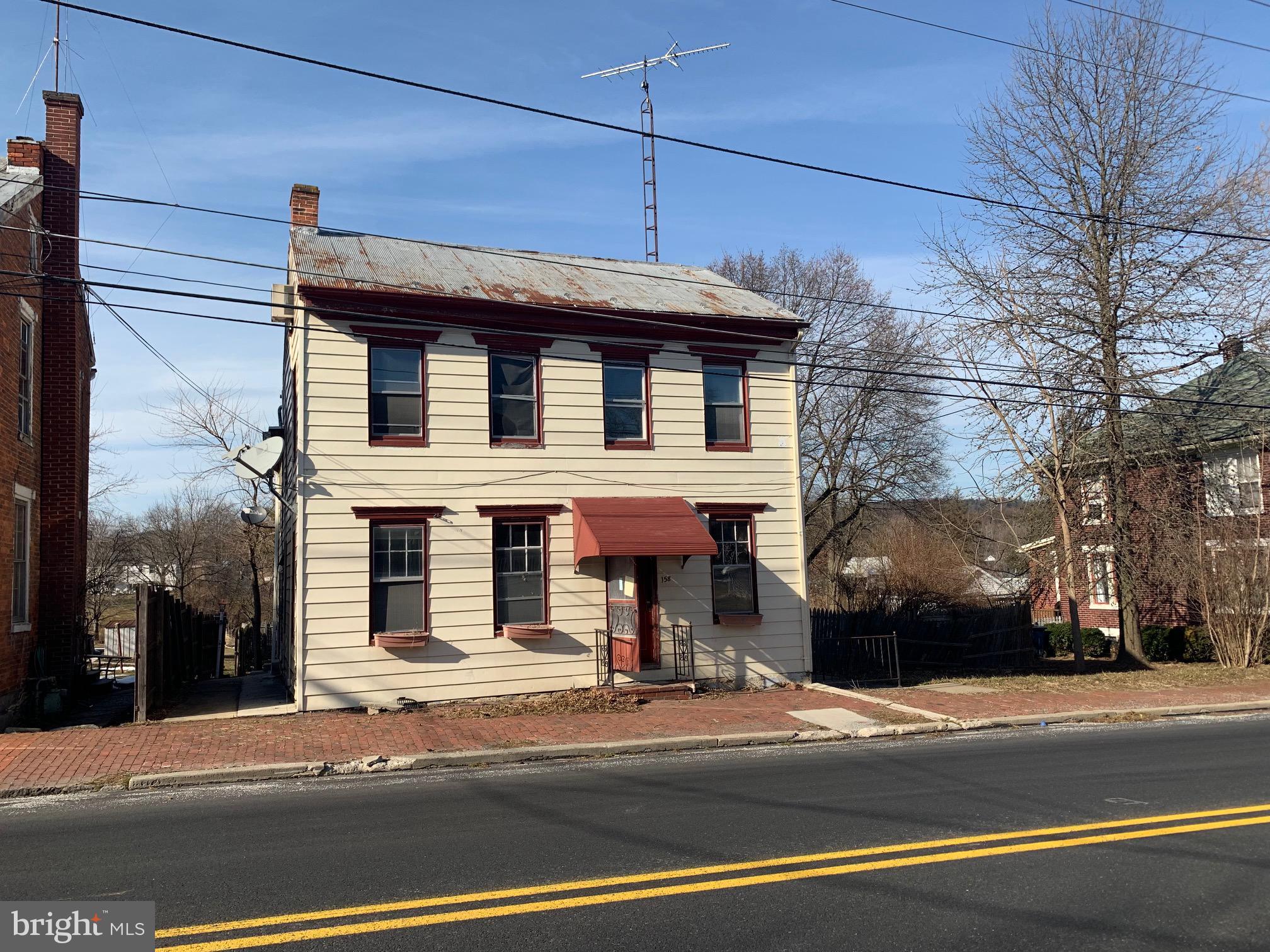 158 MAIN STREET, ARENDTSVILLE, PA 17303