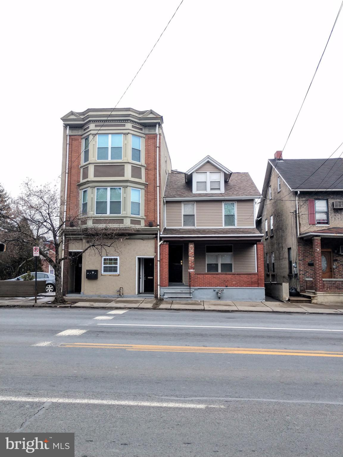 152 B HAMILTON STREET E, ALLENTOWN, PA 18109