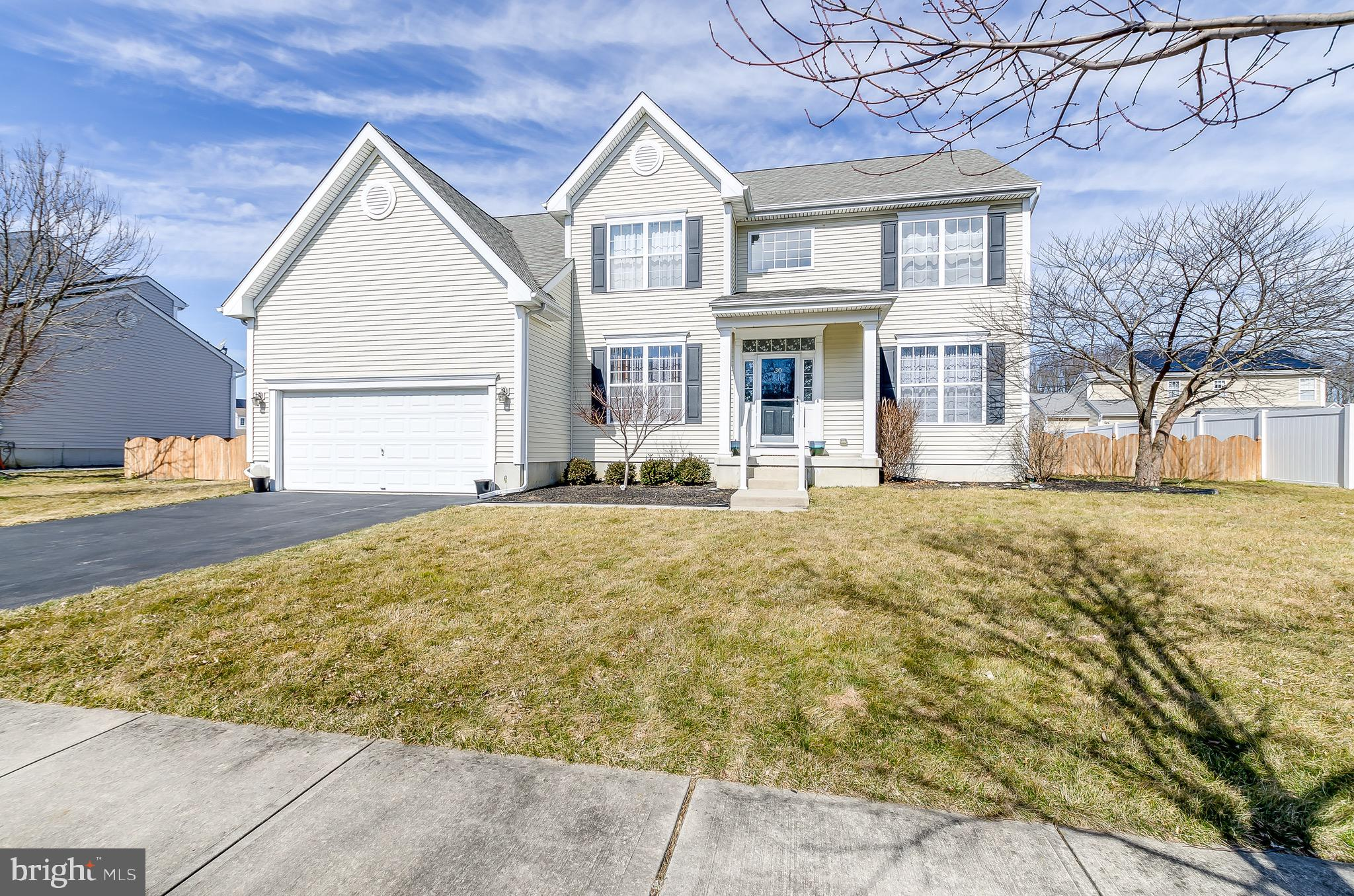 30 HOMESTEAD DRIVE, PEMBERTON, NJ 08068