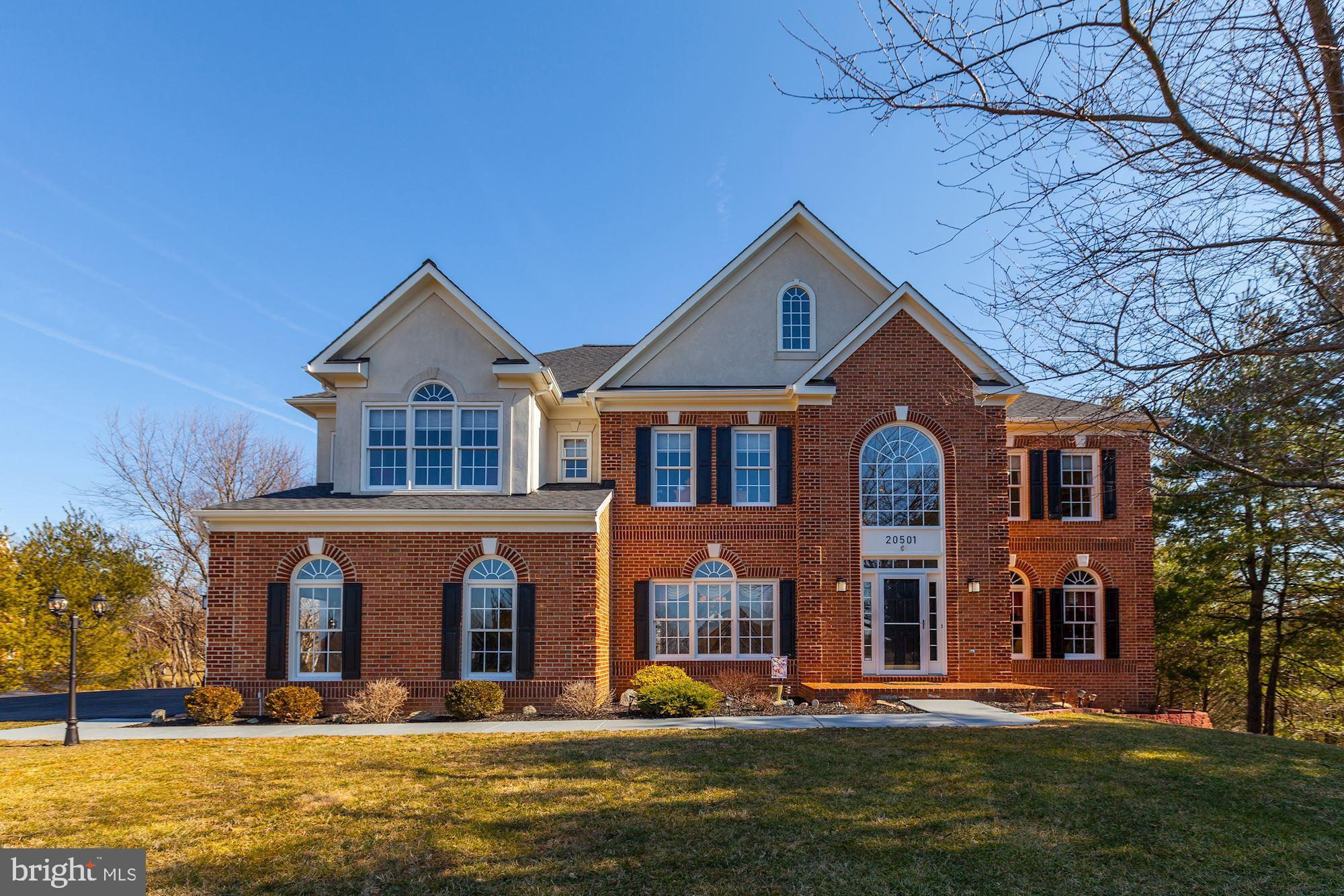 20501 BORDLY COURT, BROOKEVILLE, MD 20833