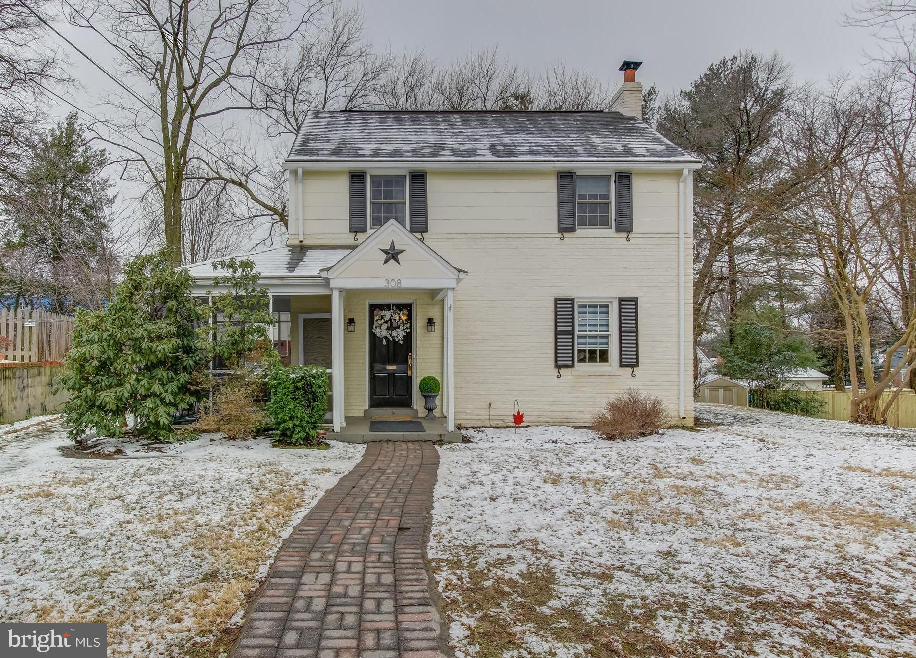 308 NORMANDY DRIVE, SILVER SPRING, MD 20901