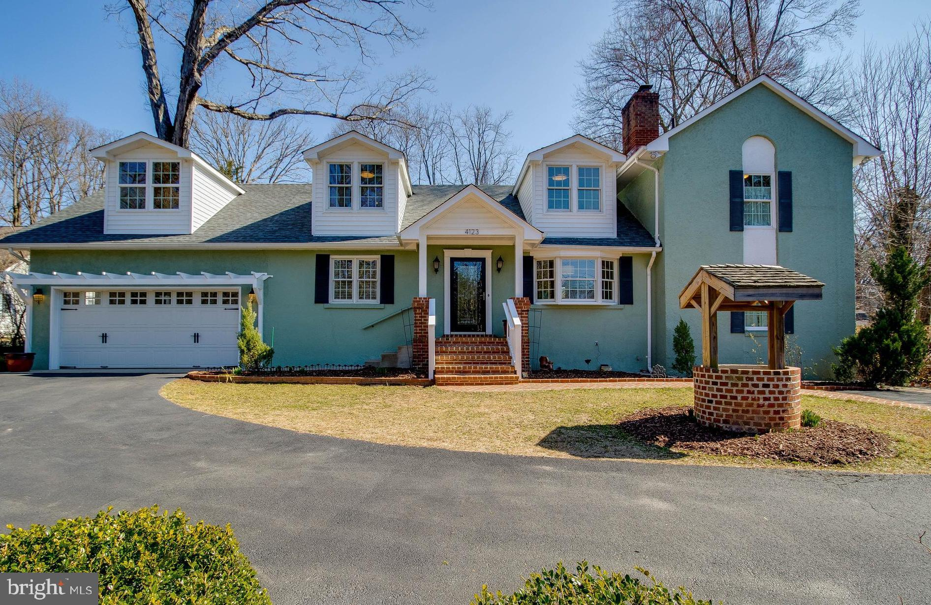 4123 BURKE STATION ROAD, FAIRFAX, VA 22032