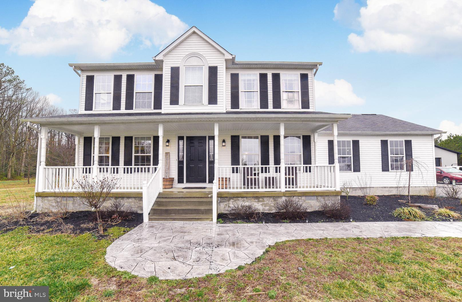 23057 GRAMPTON ROAD, CLEMENTS, MD 20624