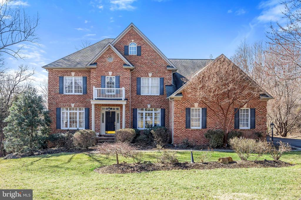 7580  CANNONEER COURT, Warrenton, Virginia